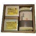 台灣茶摳香皂禮盒(伴手禮)2+1